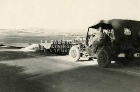 Jeep en Algérie