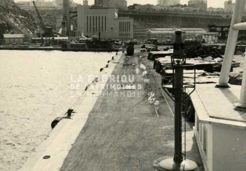 Port et chantier naval en Algérie