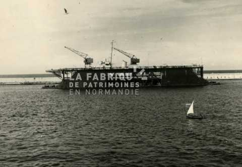 Chantier naval en Algérie