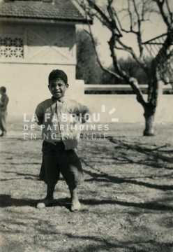 Enfant algérien
