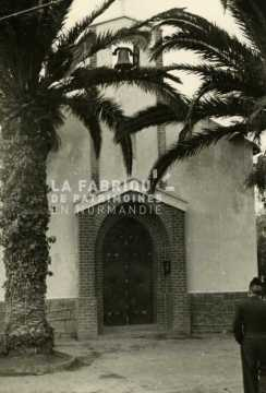 Eglise en Algérie