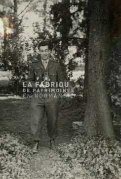 Soldat français en Algérie