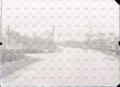Saint-Pierre-sur-Dives, voiture ancienne
