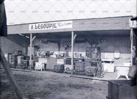 Stand A.Legoupil