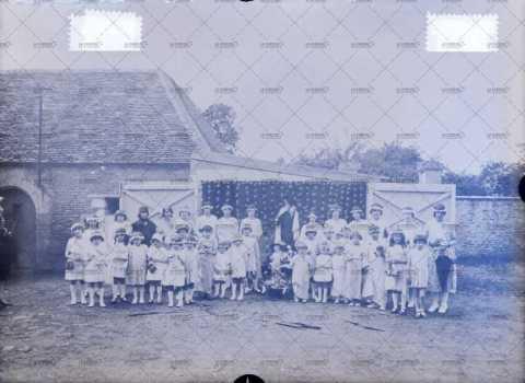 Photographie de groupe, enfants