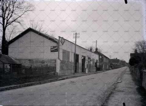 Garage de Saint-Pierre-sur-Dives