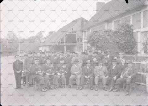 Photographie de groupe