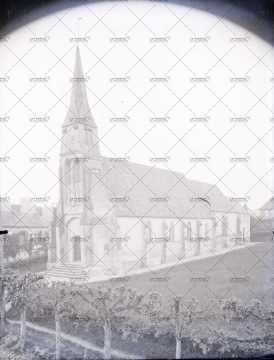 Eglise en Pays d'Auge