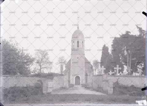 Eglise du pays d'Auge