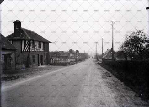 Axe routier, Saint-Pierre-sur-Dives