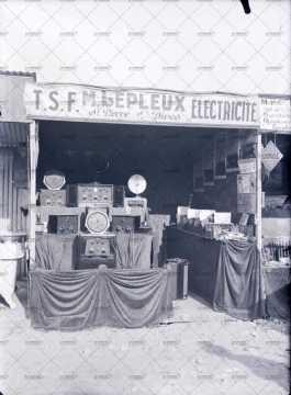 Commerce de postes de radio