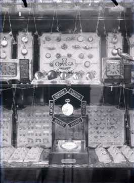 Vitrine de bijoux