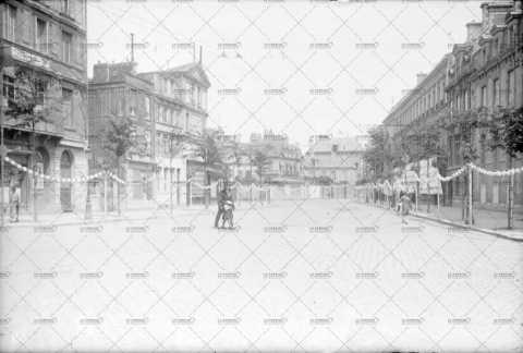 Caen, boulevard Saint-Pierre