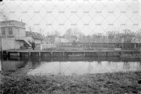 Caen, rives de l'Orne