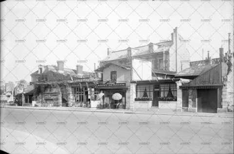 Caen, avenue de la gare