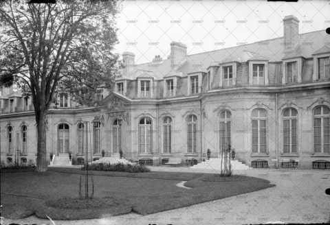 Caen, banque de France (succursale caennaise)