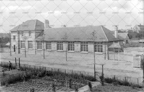 Caen, école primaire