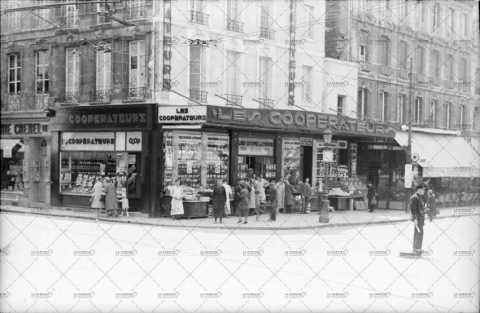 Angle du boulevard des Allies et de la rue Saint Jean