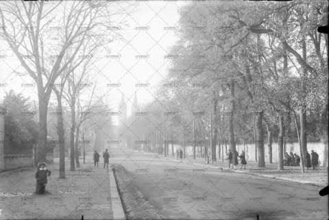Caen, boulevard Bertrand