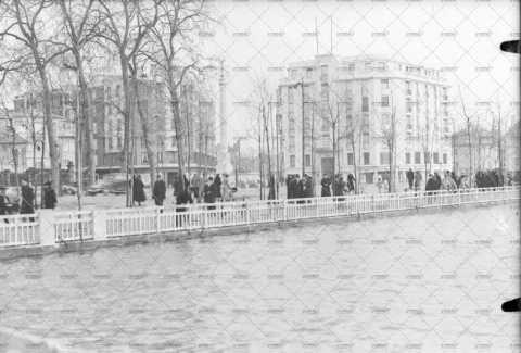 Caen, inondations