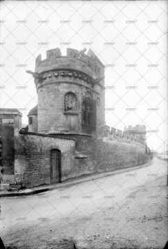 La Tour des Gens d'Armes à Caen