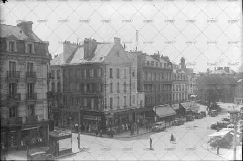 Caen, Boulevard des Allies