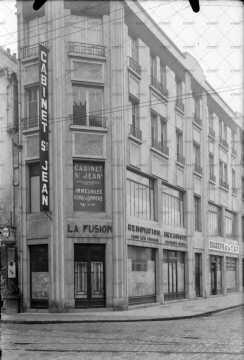 Caen, cabinet Saint-Jean