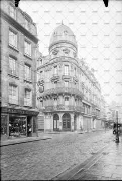 Caen, agence Havas