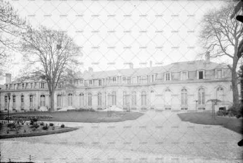Caen, la banque de France (succursale)
