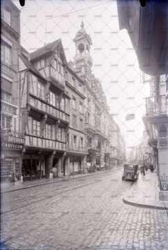 Caen, le campanile