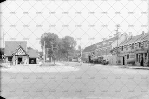 Caen, garage Entreprise Moreau et graineterie