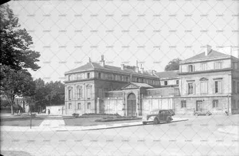 Caen, hôtel de préfecture
