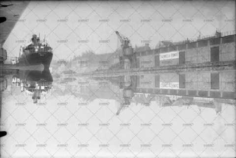 Le port de Caen