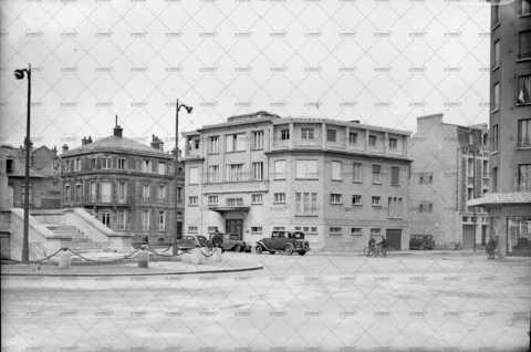 Caen, Place du Maréchal Foch