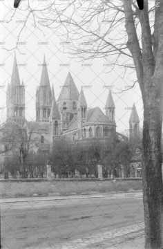 Caen, Eglise Saint Etienne