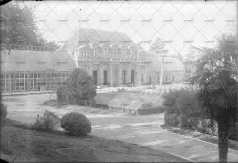 Caen, jardin des plantes