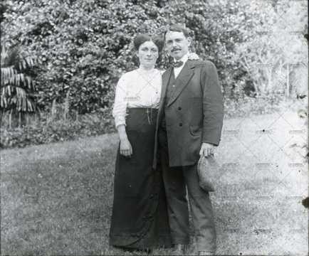Portrait d'un couple
