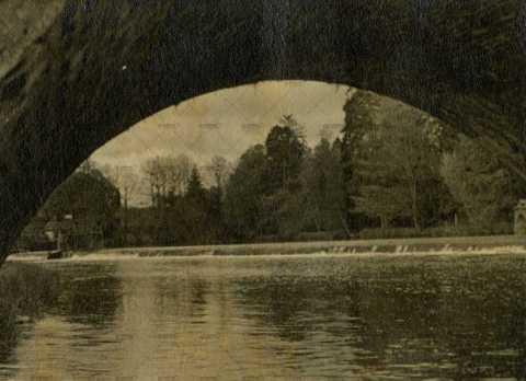 Pont d'Ouilly, l'Orne
