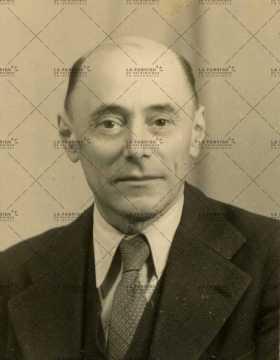 Portrait du projectionniste de Pont d'Ouilly