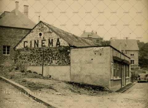 Cinéma à Pont d'Ouilly