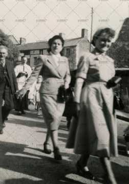 Communion solennelle du 26 juin 1955