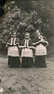Enfants de cœur à Pont-d'Ouilly