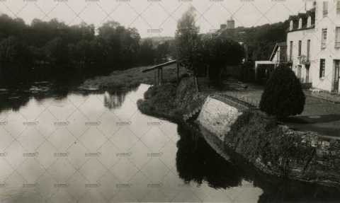 Le Noireau, affluent de l'Orne