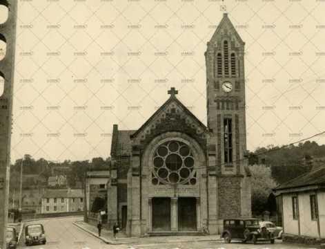 Eglise de Pont d'Ouilly