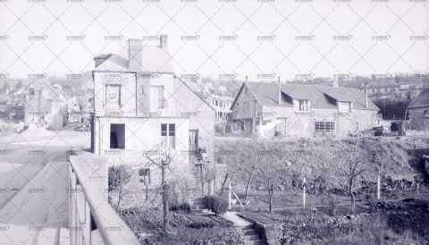 Reconstruction de Pont-d'Ouilly