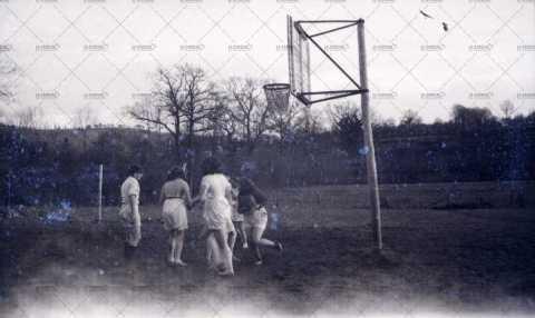 Match de basket-ball