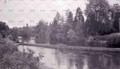 Barrage sur l'Orne