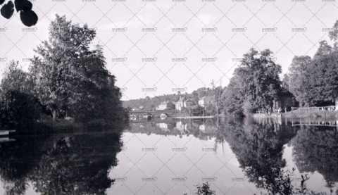 Pont sur l'Orne