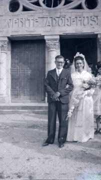 Mariage à Pont-d'Ouilly