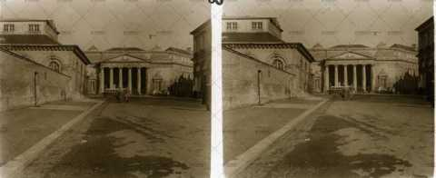 Ancien palais de justice de Caen